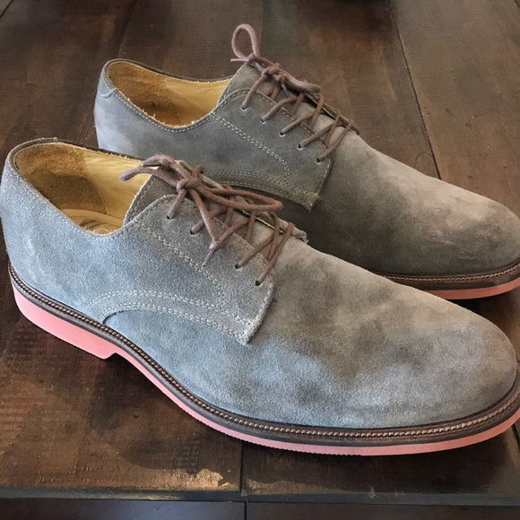 1901 Shoes | 91 Carson Oxford In Grey